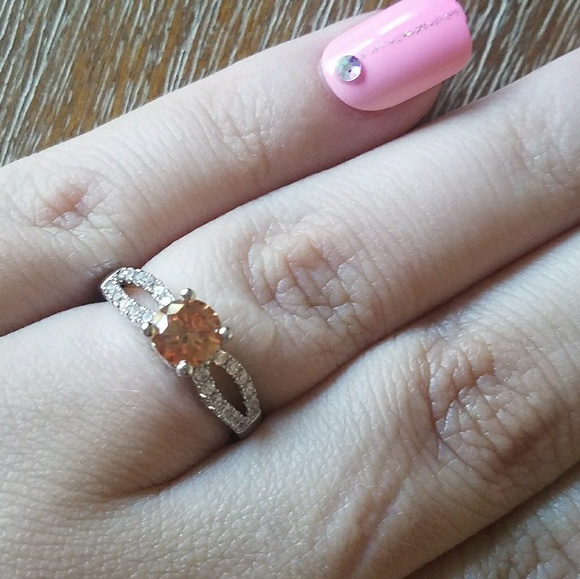 Fragrant Jewels Jewelry | Peaches Cream Collection Ring | Poshmark